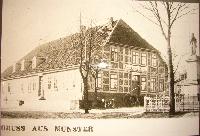 Die illustrierte Geschichte zum 'Deutschen Haus'