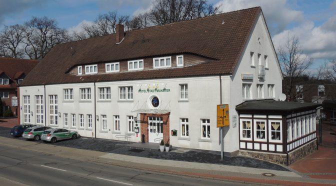 <center>Details zum Hotel<p> STADT MUNSTER