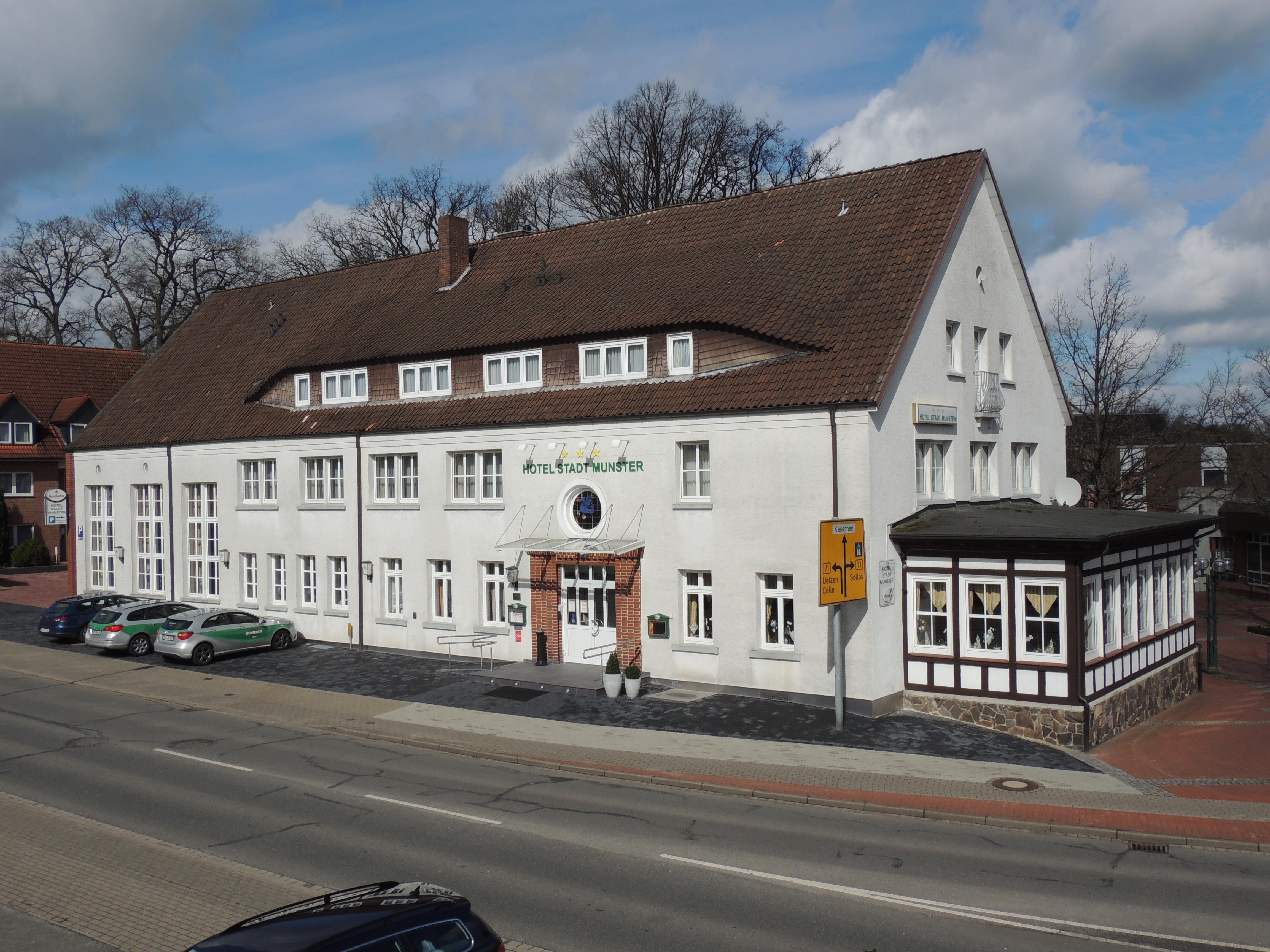 Details zum Hotel STADT MUNSTER
