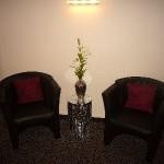 Sitz-Essemble auf der Hoteletage