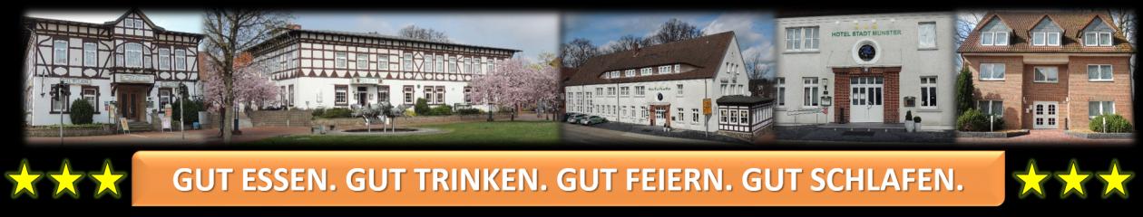 Hotel Deutsches Haus   &   Hotel Stadt Munster